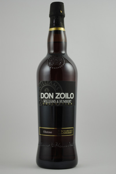 OLOSORO Don Zoilo SHERRY, Williams & Humbert